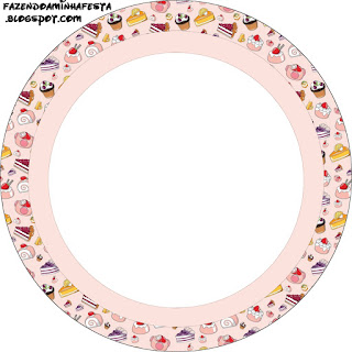 Cupcake Themed Party Free Printable Cupcake Toppers