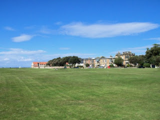 Fisherrow Golf Links in Musselburgh