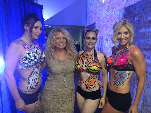 Fantasy fest on oct 21 key west florida united states for Body paint party city