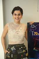 Taapsee Pannu in transparent top at Anando hma theatrical trailer launch ~  Exclusive 070.JPG