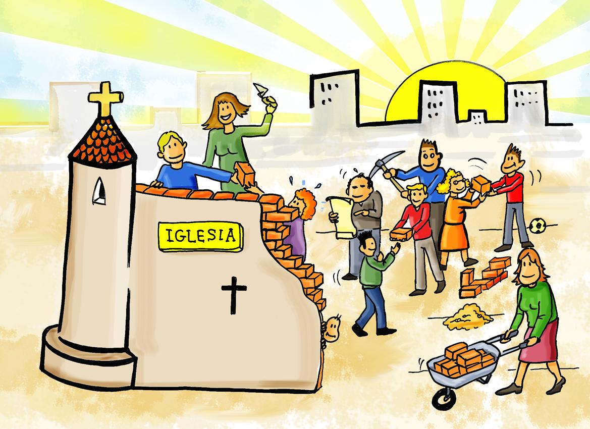 Iglesia laical
