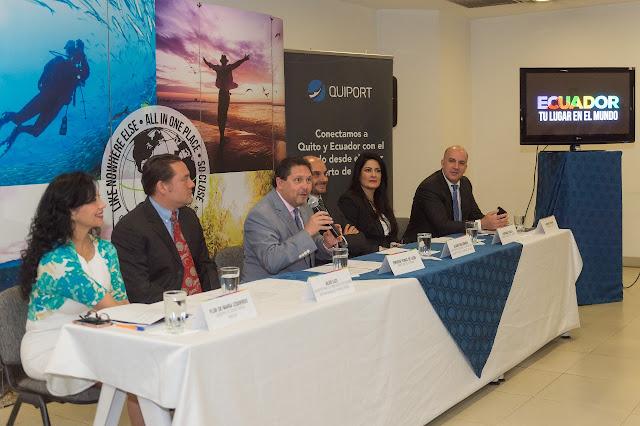 Ecuador y Quito cada vez más conectados al mundo con dos nuevos vuelos internacionales