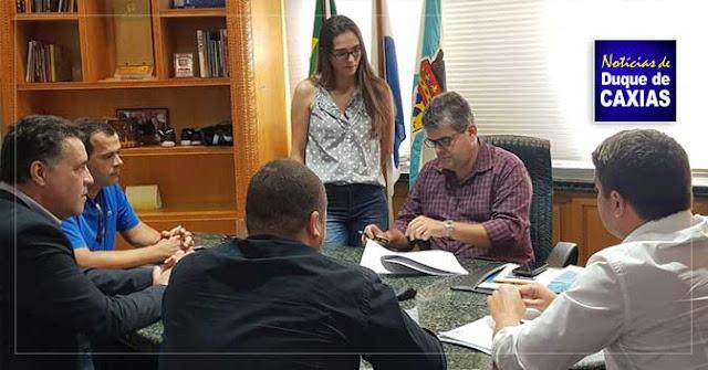 Duque de Caxias vai receber investimentos de mais de 13 milhões de reais