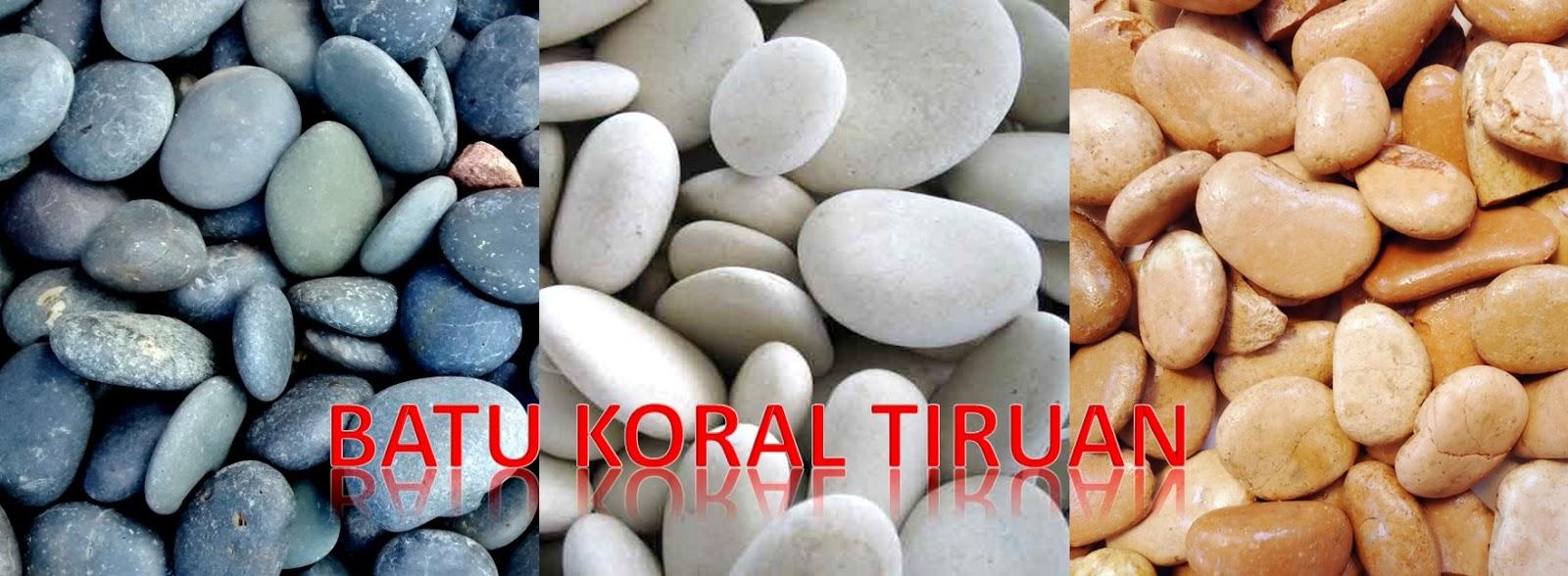Cara Membuat Batu Koral Hias dari Bahan Semen - Kerajinan ...