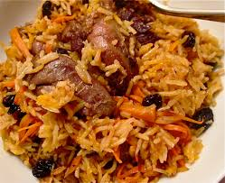 how to make lamb with rice tender in oven