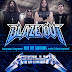"""News: Blaze Out show playing """"Ride The Lightning"""" from Metallica!"""