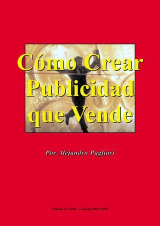 Cómo crear publicidad que vende – Alejandro Pagliari
