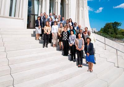 Встреча для новых Региональных Советов бахаи США.