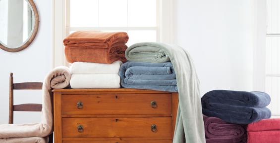 American Made Blanket Luxurious Fleece Blanket American Blanket Company