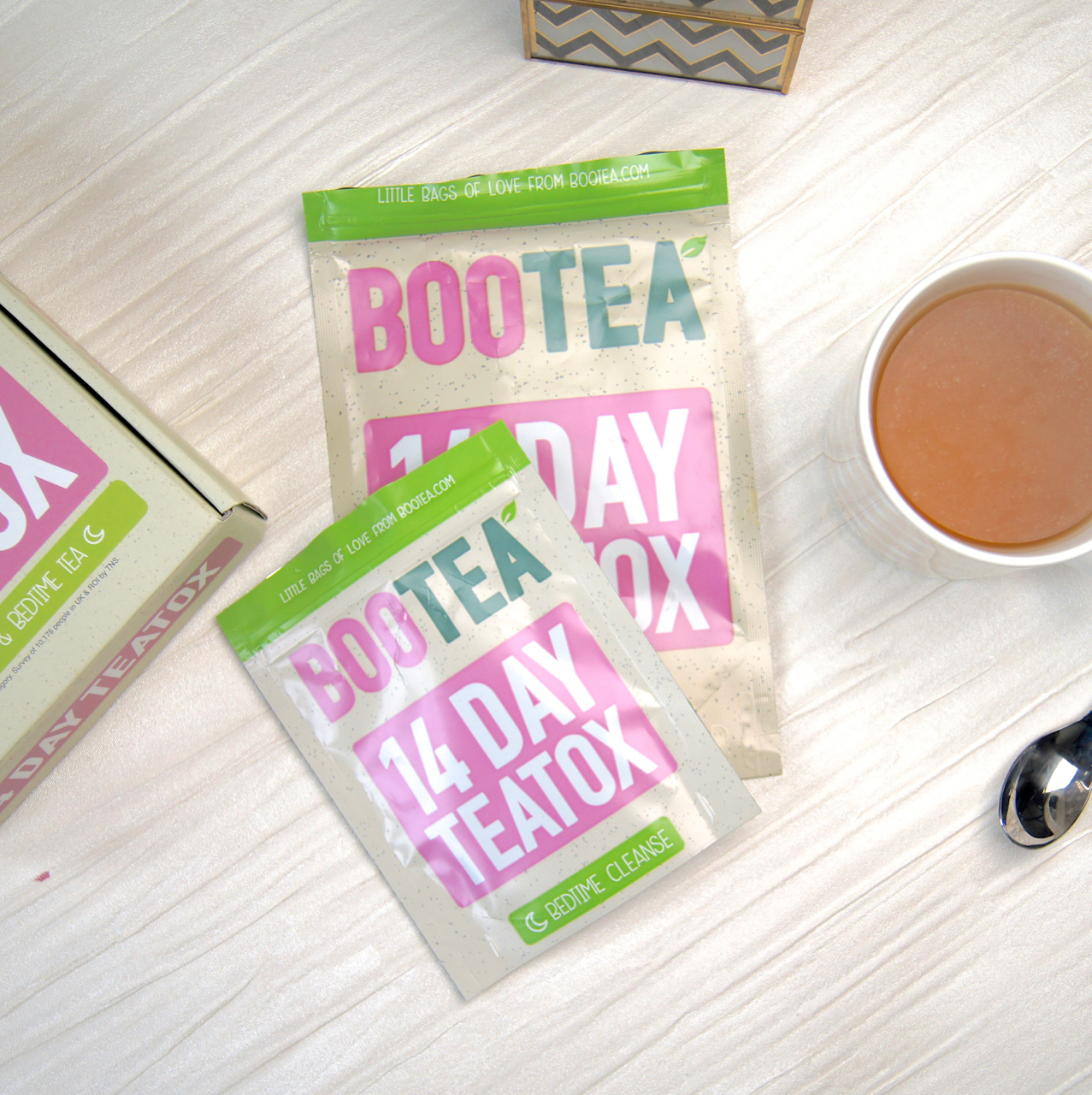 bootea 14 day teatox review cleanse detox