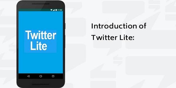 Aplikasi Twitter Lite