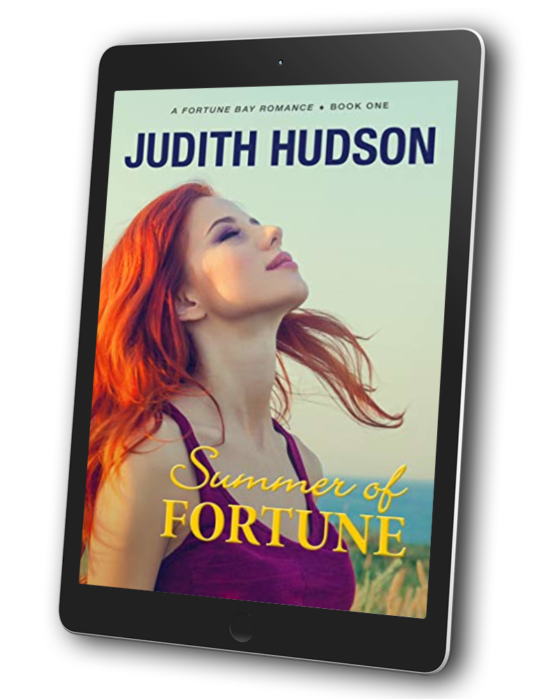 JUDITH HUDSON: Friendship, Family and Happily-ever-after
