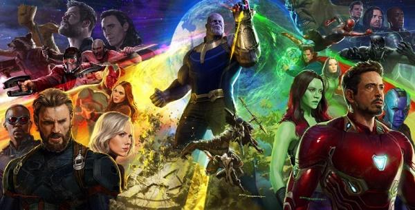 film terbaru 2018 avengers infinity war