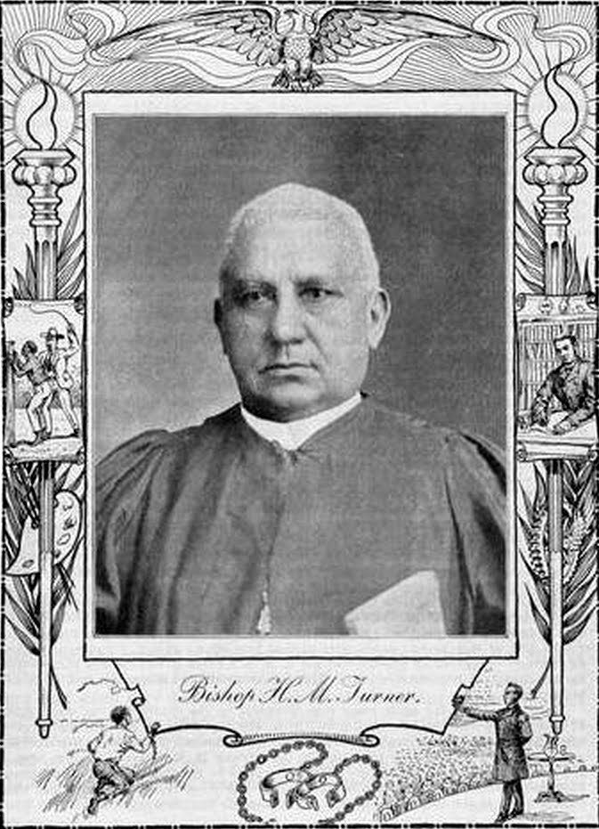 Bishop Henry McNeal Turner