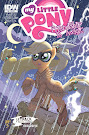 MLP Friendship is Magic #8 Comic Cover Jetpack Variant