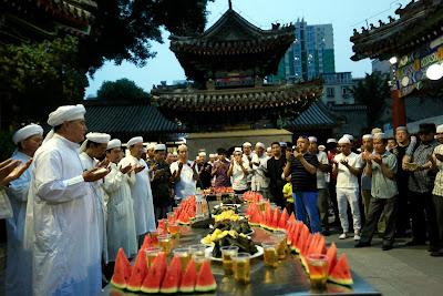 Kampung Muslim di China