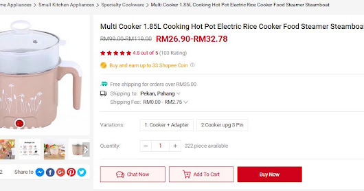 Review multi cooker hot pot electric