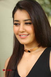 Actress Rashi Khanna Pictures at Hyper Movie Interview 0166