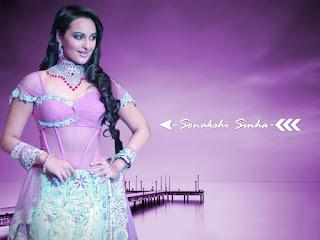Sonakshi Sinha In Gujarati Dress