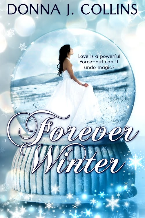 2018 Winter Cover Contest - 1st Place - Forever Winter
