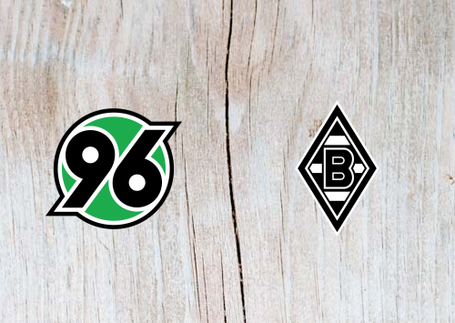 Hannover vs B.Monchengladbach - Highlights 13 April 2019