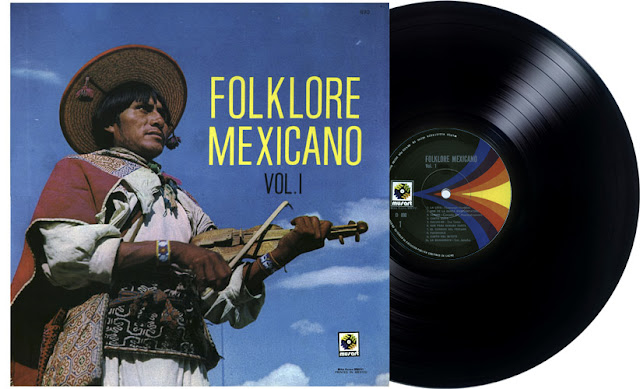 FOLKLORE MEXICANO VOL. I