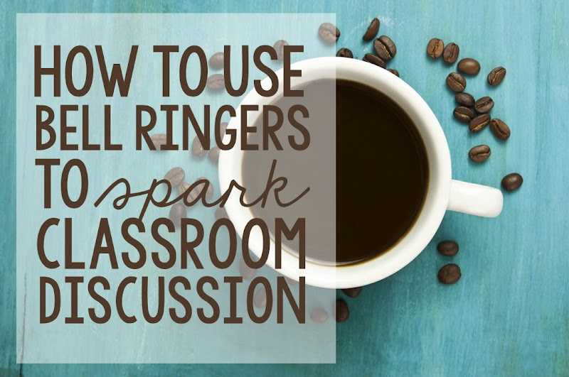Using Bell Ringers to Spark Discussion