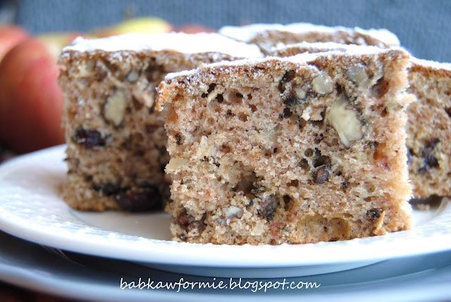 ciasto wiewiórka babkawformie.blogspot.com