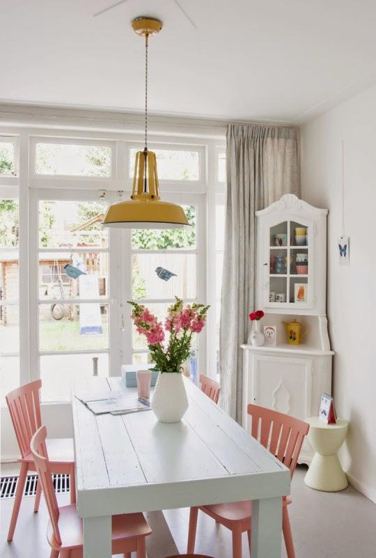 Vivan las sillas ROSAS de la colección Brakig de Ikea ...