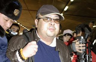 Kim Jong-nam - Coreia do Norte