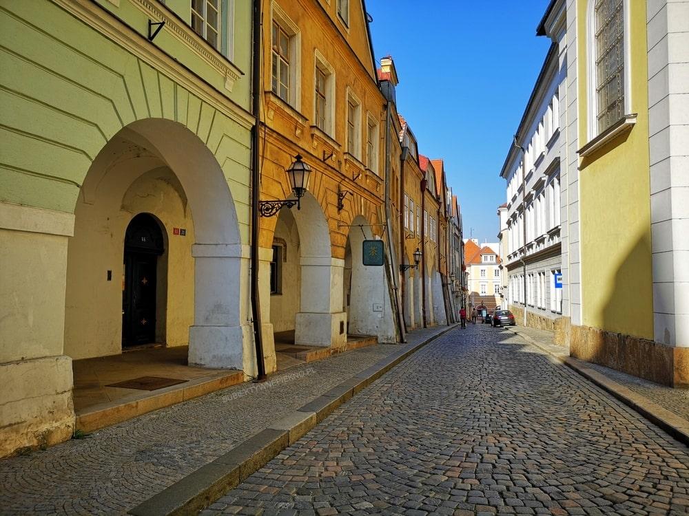 Hradec Kralove co zobaczyć? Ulice starego miasta