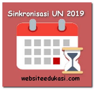 Sinkronisasi Perbaikan Data Peserta UN Tahun 2019 dibuka Hanya 3 Hari