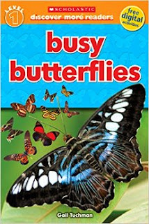 Scholastic Discover More Reader Level 1: Busy Butterflies