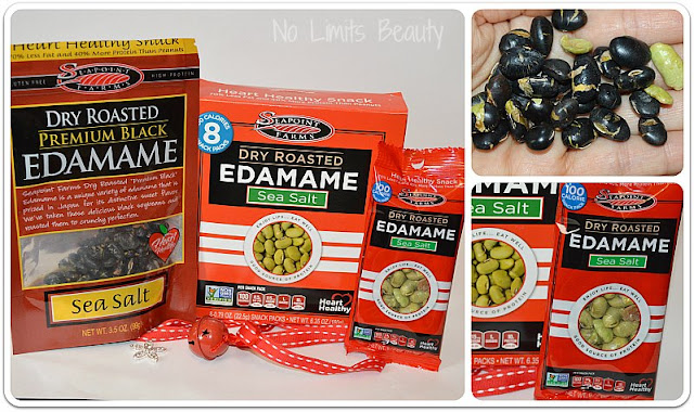 Compras iHerb - Seapoint Farms - Dry Roasted Edamame