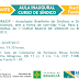 Convite: AULA INAUGURAL CURSO BÁSICO DE SÍNDICO no Riacho Fundo II