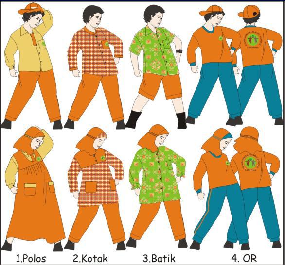 Baju Batik Seragam Keluarga Tanah Abang: Pabrik Produsen Jual Baju Seragam Sekolah Murah Di Tanah