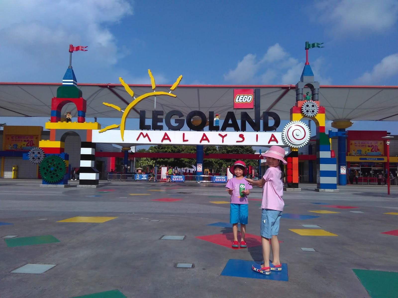 Tamasya Dengan Anak: Tips Berkunjung ke Legoland Malaysia