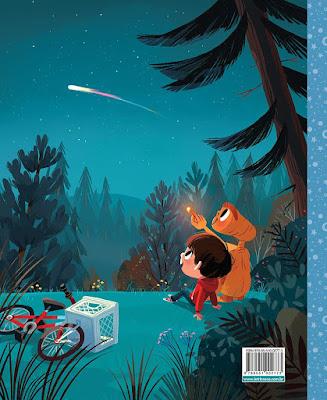 ET o Extraterrestre livro para crianças