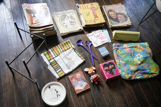magazines home decor meubles et decors annees 60 60s