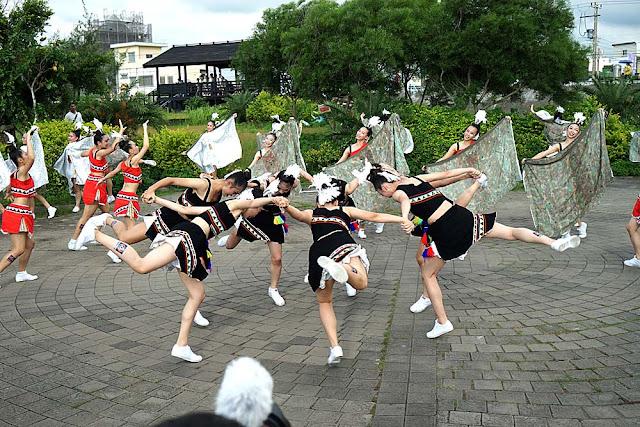 DSC02146 - 熱血採訪│2016首屆台中國際踩舞祭超夯登場,文華高中快閃高美濕地