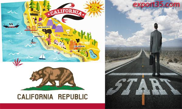 calkifornia export, california import