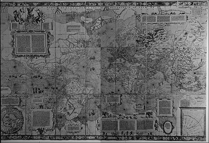 Peta dunia merkator