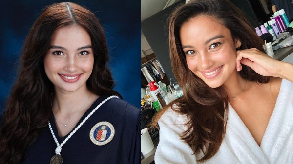 """Not pure Pinay?"" Victoria Secret model Kelsey Merritt answers bashers"