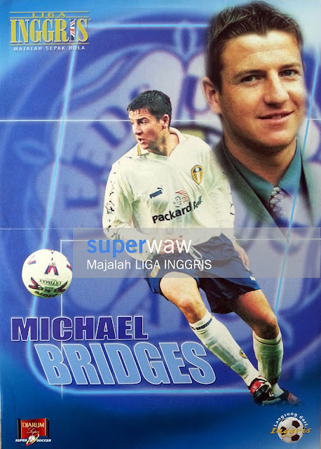 Michael Bridges (Leeds United 1999)
