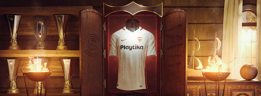Terza Maglia Sevilla FC nuova