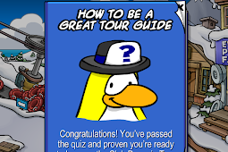 Tour Guide Hat