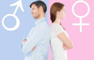 Diferencias hombre mujer