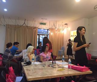 Beauty Blogger Meet-up, Stay Favful, Silky Girl, Qiya, Qiya Saad