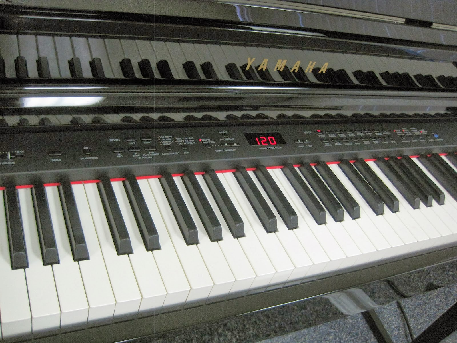 Yamaha Digital Piano Headphone Jack : consumer savvy reviews yamaha clavinova digital pianos the choice for true music makers ~ Hamham.info Haus und Dekorationen