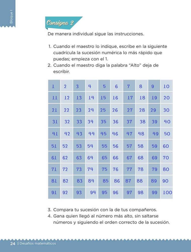 Libro de textoDesafíos MatemáticosCompetenciasPrimer gradoContestado